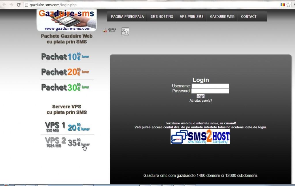 evitati sms2host.ro|gazduire-sms.com si orice alte site-uri ale lui Cimpean Andrei (andreislim@gmail.com)